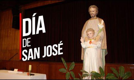 Celebración por el día de San José