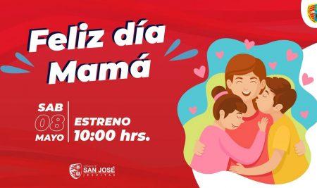 Homenaje por el día de la Madre